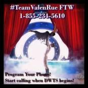 #TeamValenRue needs your support FTW!